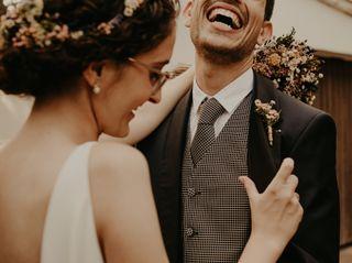 La boda de Laura y Emili