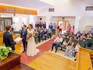 La boda de Marita y Isra 2
