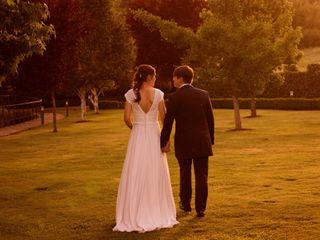 La boda de Marita y Isra