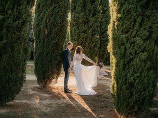 La boda de Alba y Federico