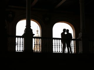 La boda de Ynoel y Antonio