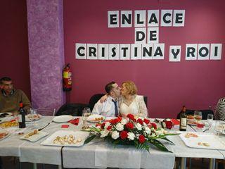 La boda de Cristina  y Roi