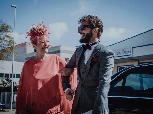La boda de Salva y Aurora en Jerez De La Frontera, Cádiz 14
