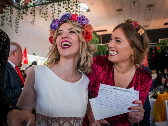 La boda de Salva y Aurora en Jerez De La Frontera, Cádiz 37