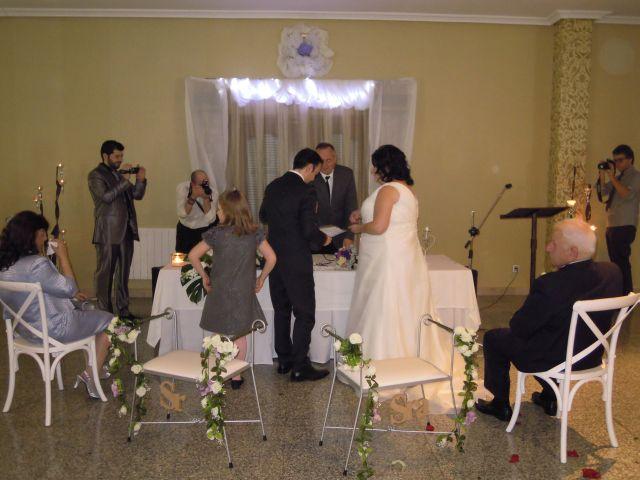 La boda de Begoña y Ruben  en Salamanca, Salamanca 12