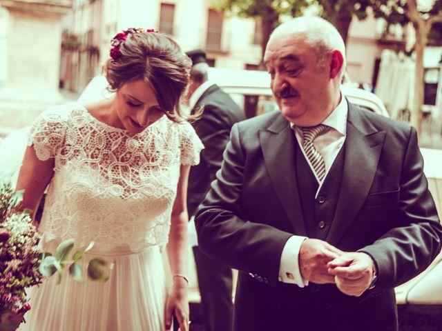 La boda de Alberto y Angela en Fuente Vaqueros, Granada 4