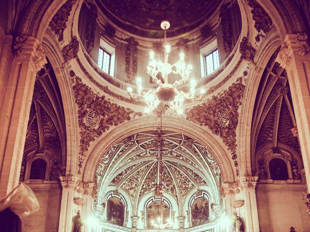 La boda de Alberto y Angela en Fuente Vaqueros, Granada 6