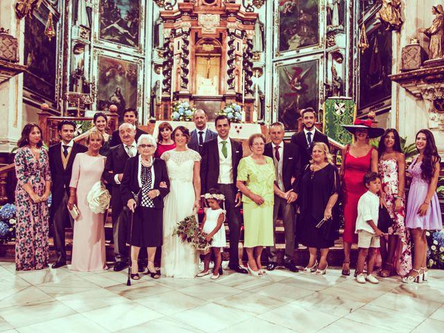 La boda de Alberto y Angela en Fuente Vaqueros, Granada 8