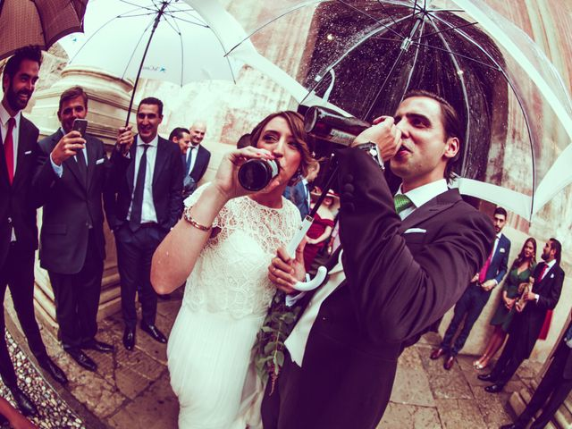 La boda de Alberto y Angela en Fuente Vaqueros, Granada 10