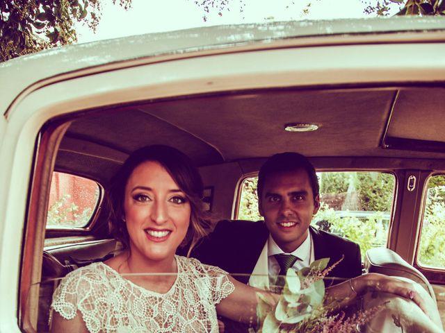 La boda de Alberto y Angela en Fuente Vaqueros, Granada 11