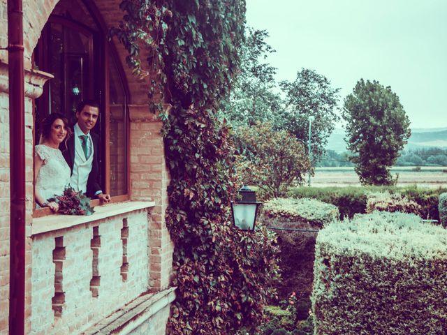 La boda de Alberto y Angela en Fuente Vaqueros, Granada 13