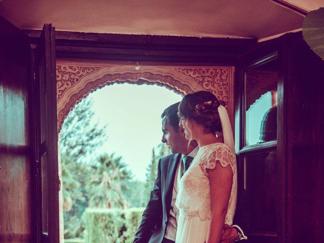 La boda de Alberto y Angela en Fuente Vaqueros, Granada 14