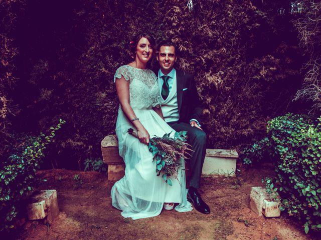 La boda de Alberto y Angela en Fuente Vaqueros, Granada 16
