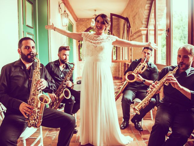 La boda de Alberto y Angela en Fuente Vaqueros, Granada 20