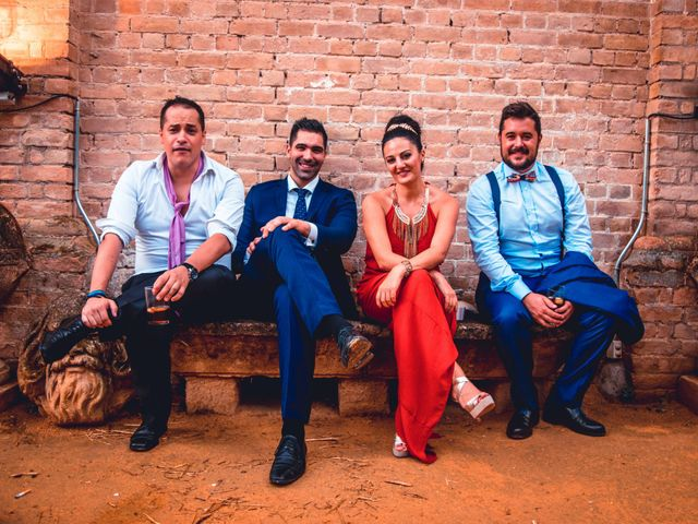 La boda de Alberto y Angela en Fuente Vaqueros, Granada 25