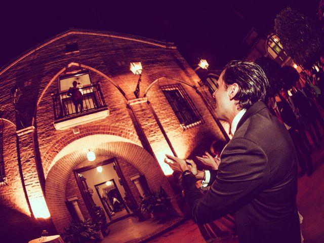 La boda de Alberto y Angela en Fuente Vaqueros, Granada 35