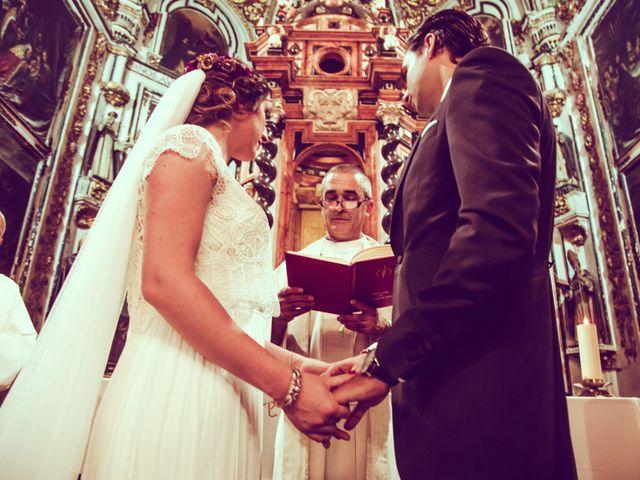 La boda de Angela y Alberto