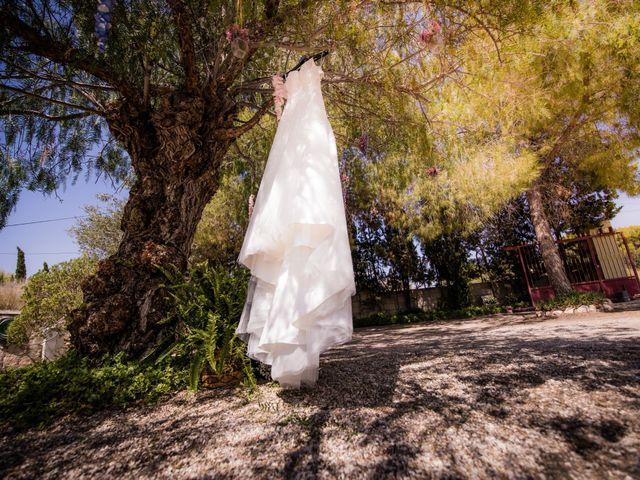 La boda de Saul y Alba en Aspe, Alicante 33