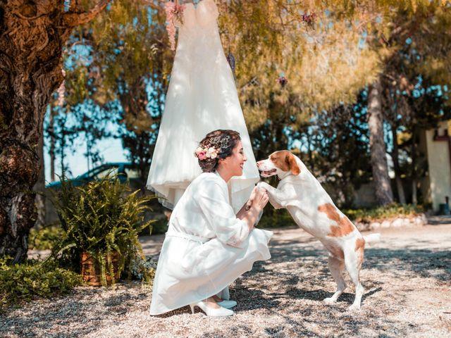 La boda de Saul y Alba en Aspe, Alicante 36
