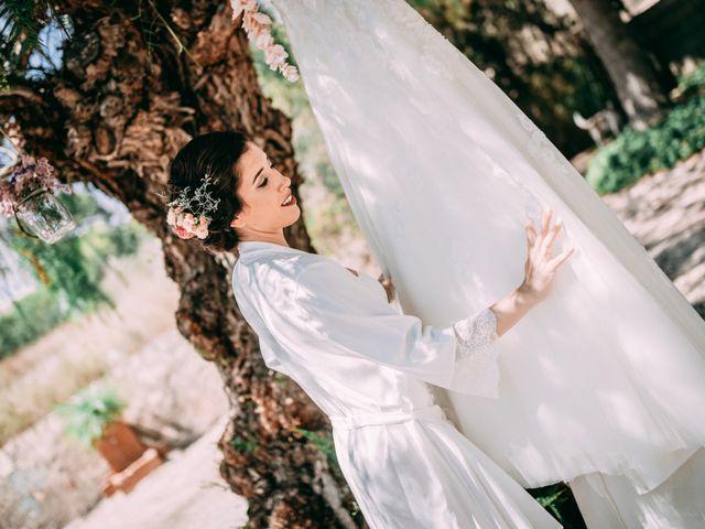 La boda de Saul y Alba en Aspe, Alicante 38