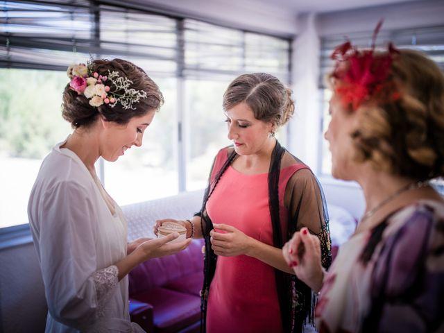 La boda de Saul y Alba en Aspe, Alicante 43