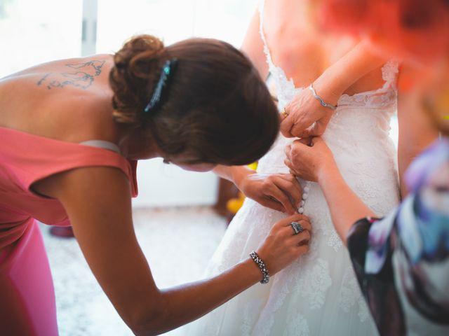 La boda de Saul y Alba en Aspe, Alicante 49