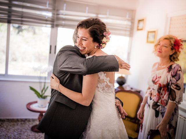 La boda de Saul y Alba en Aspe, Alicante 50