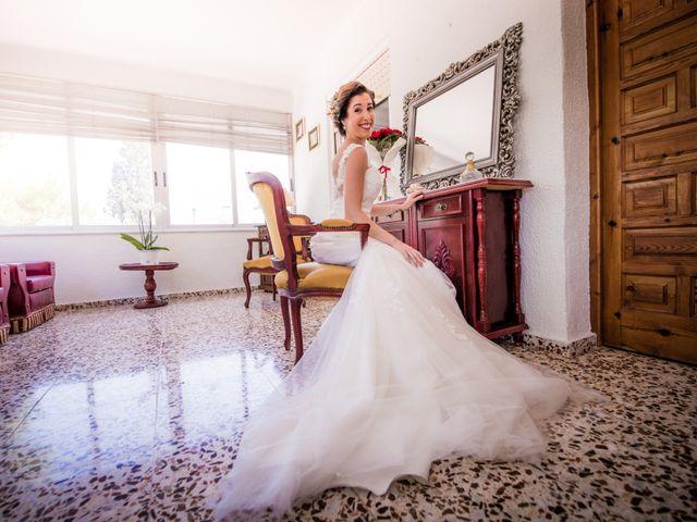 La boda de Saul y Alba en Aspe, Alicante 51