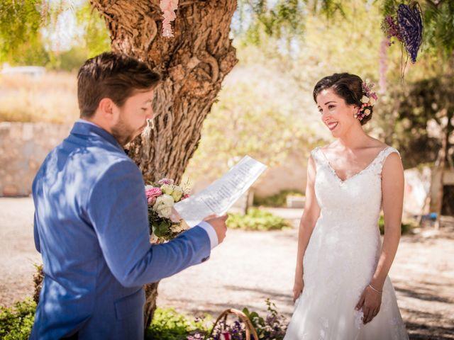 La boda de Saul y Alba en Aspe, Alicante 54