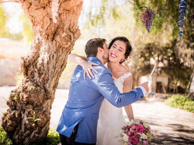 La boda de Saul y Alba en Aspe, Alicante 56