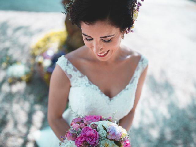 La boda de Saul y Alba en Aspe, Alicante 57