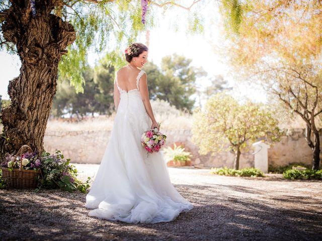 La boda de Saul y Alba en Aspe, Alicante 58