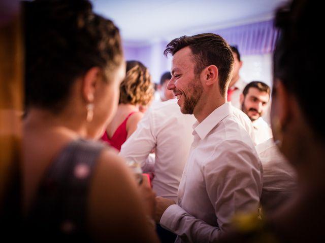 La boda de Saul y Alba en Aspe, Alicante 61