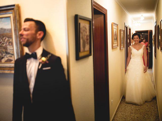 La boda de Saul y Alba en Aspe, Alicante 83