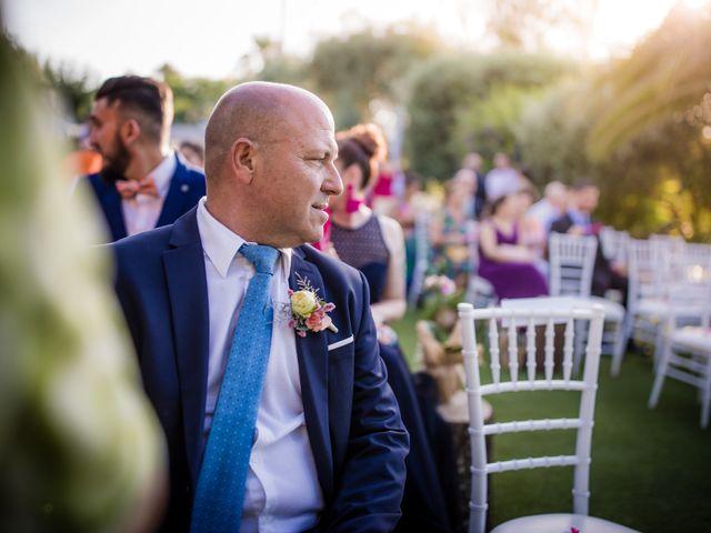 La boda de Saul y Alba en Aspe, Alicante 87