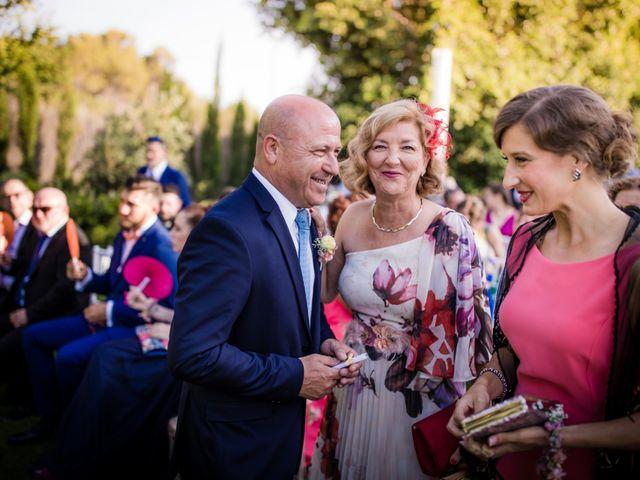La boda de Saul y Alba en Aspe, Alicante 88