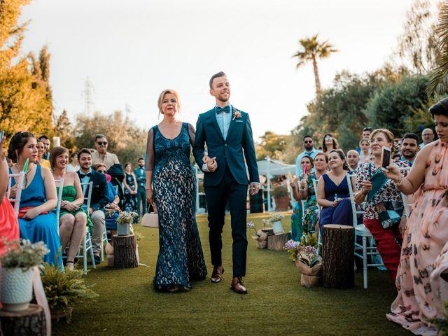 La boda de Saul y Alba en Aspe, Alicante 90