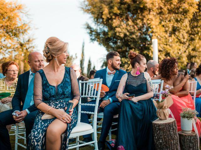 La boda de Saul y Alba en Aspe, Alicante 92