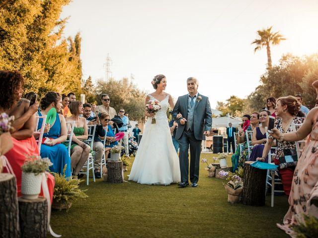 La boda de Saul y Alba en Aspe, Alicante 93