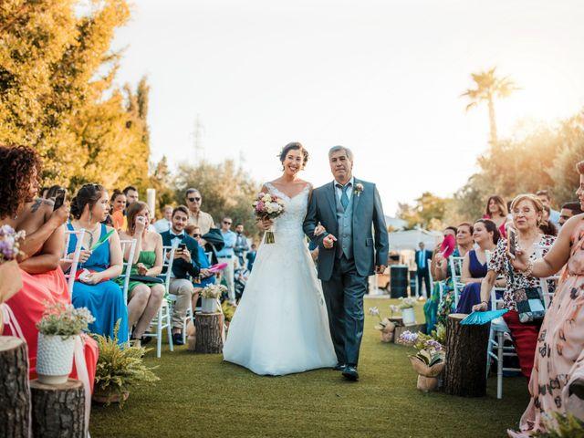 La boda de Saul y Alba en Aspe, Alicante 94