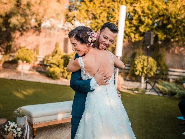 La boda de Saul y Alba en Aspe, Alicante 96
