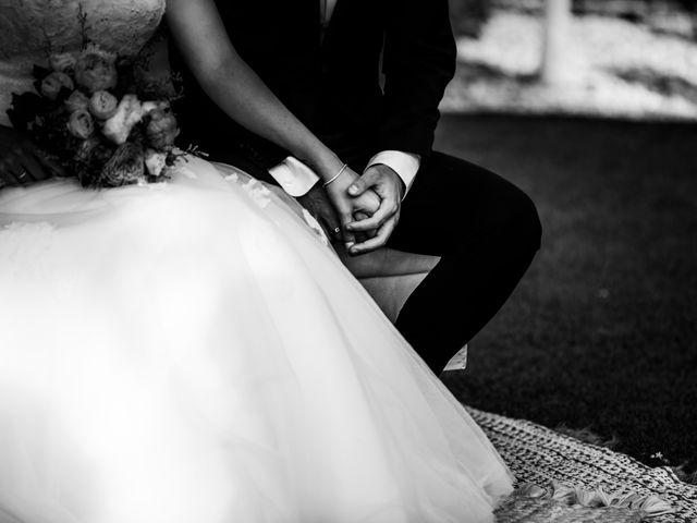 La boda de Saul y Alba en Aspe, Alicante 97