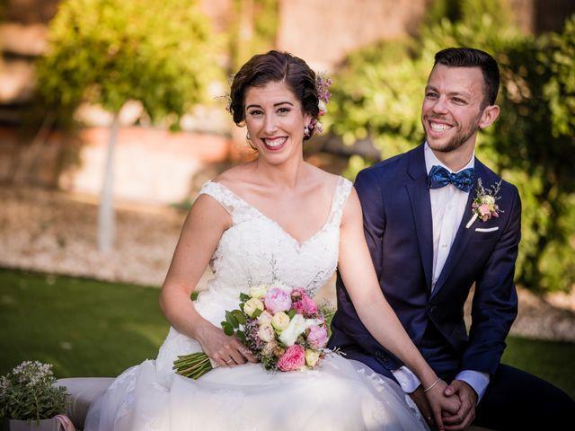 La boda de Saul y Alba en Aspe, Alicante 98