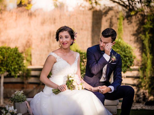 La boda de Saul y Alba en Aspe, Alicante 103