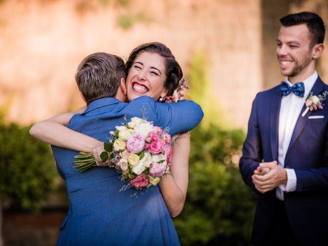 La boda de Saul y Alba en Aspe, Alicante 105