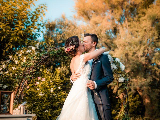 La boda de Saul y Alba en Aspe, Alicante 113
