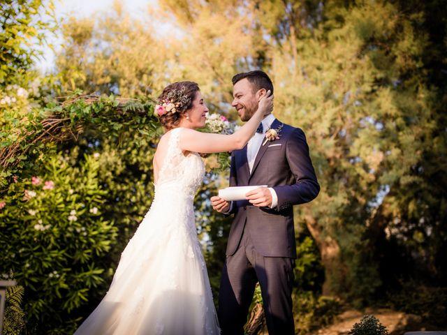 La boda de Saul y Alba en Aspe, Alicante 114