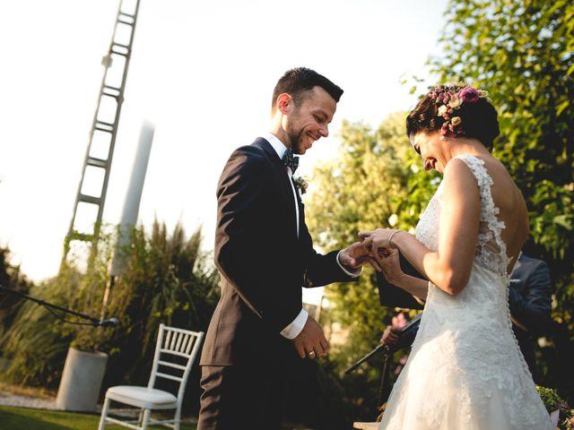 La boda de Saul y Alba en Aspe, Alicante 115