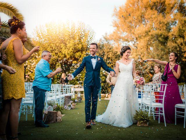La boda de Saul y Alba en Aspe, Alicante 118