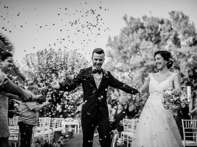 La boda de Saul y Alba en Aspe, Alicante 120